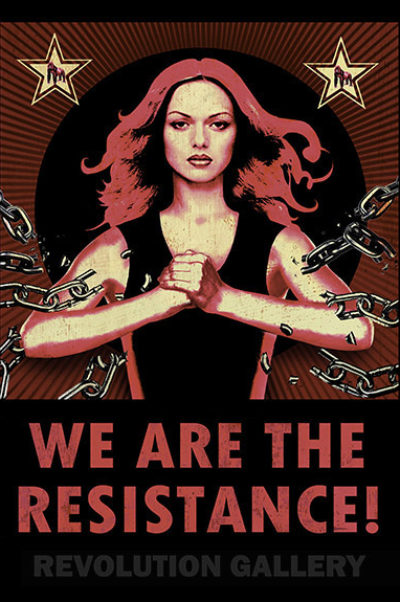 We Are The Resistance