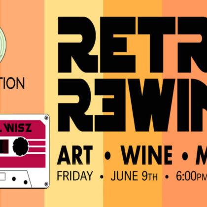 Retro Rewind • Friday | June 9th