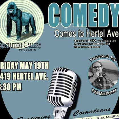 Comedy Show • Friday | May 19th