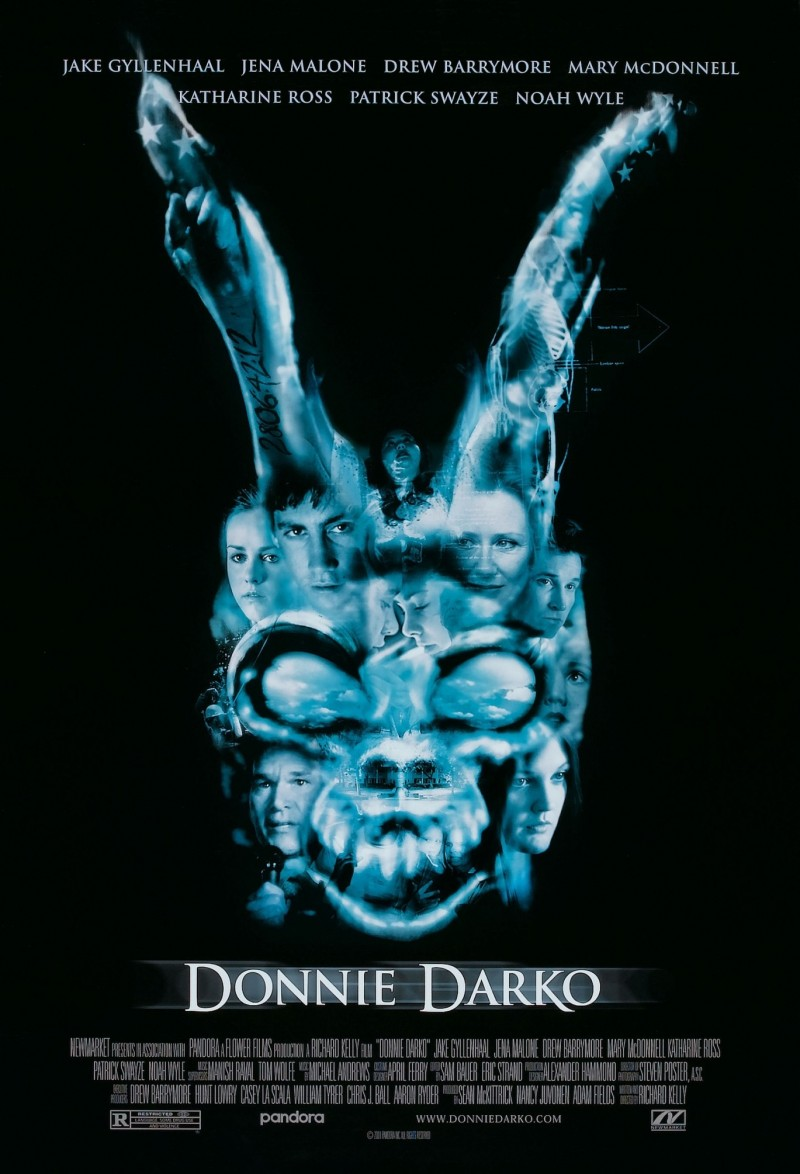 Donnie Darko 2002 movie poster3