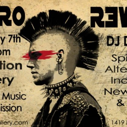 Retro Rewind 4 • Friday  |  July 7th