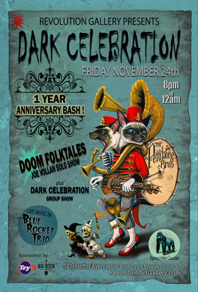 Doom Folktales / Dark Celebration