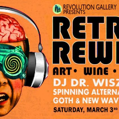 Retro Rewind 10 <br> Friday, March 3rd, 2018  |  8:00pm