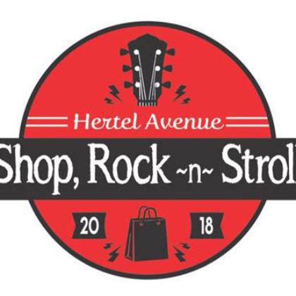 Shop, Rock -N- Stroll<br>Friday, August 24th, 2018  |  6:00pm