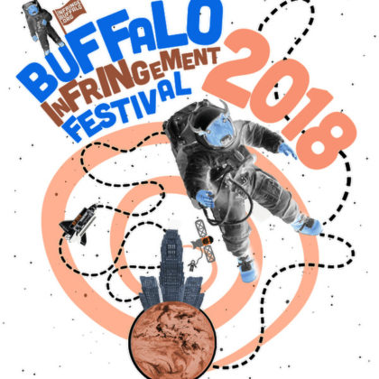 Buffalo Infringement Festival<br>Tuesday,  July 31st, 2018  |  8:00pm