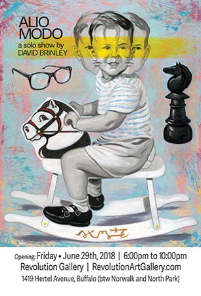 Alio Modo  | David Brinley