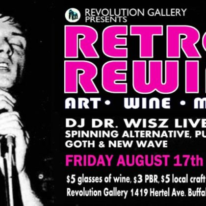 Retro Rewind 15<br>Friday, August 17th, 2018  |  9:00pm
