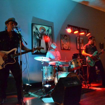 Blue Rocket Trio<br>Friday, September 21st  |  9:00pm