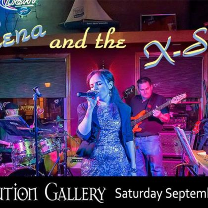 Elena and the X-statix<br>Saturday, September 1st  |  8:00pm