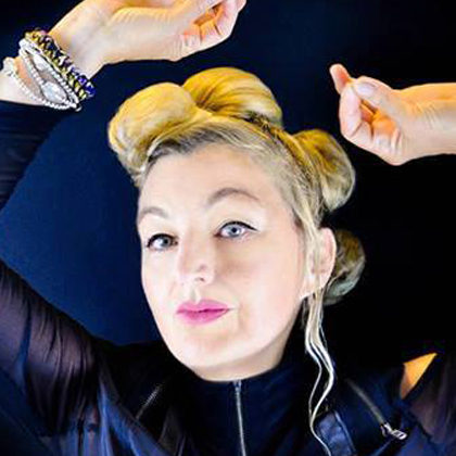 Jane Siberry – A Night of Art and Music<br>Friday, November 16th<br>2:00pm