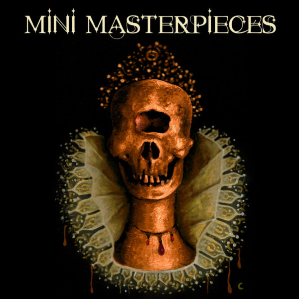 MINI MASTERPIECES GROUP SHOW <br>CALL FOR WORK