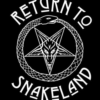 """Return to Snakeland"" Book Signing Party<br>Friday, October 26th  