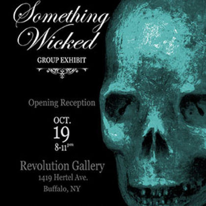 Something Wicked<br>Friday, October 19th  |  8:00pm