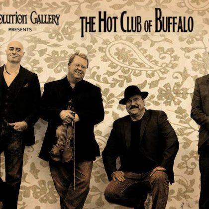 The Hot Club of Buffalo<br>Friday, November 30th     8:00pm