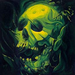 BUTSKI_skullgreen