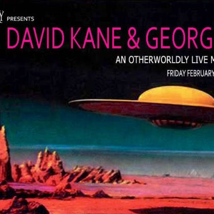 David Kane and George Puleo<br>Friday, February 1st  |  8:00pm