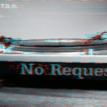 NoRequests.001 2.23<br>Saturday, February 23rd |  9:00pm
