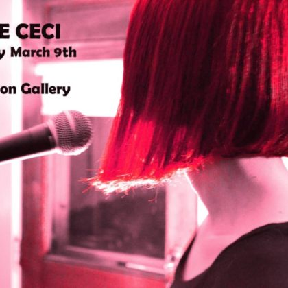 Baci E Ceci<br>Saturday, March 9th  |  8:00pm