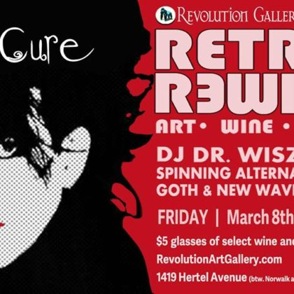 Retro Rewind<br>Friday, February 8th |  9:00pm