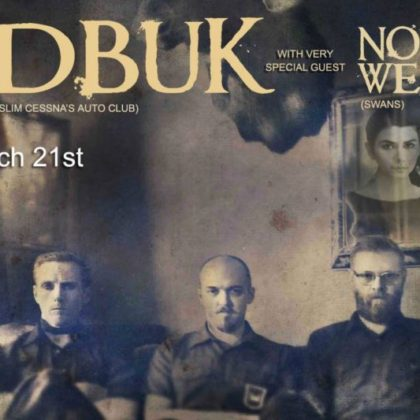 DBUK<br>Thursday, March 21st |  8:00pm