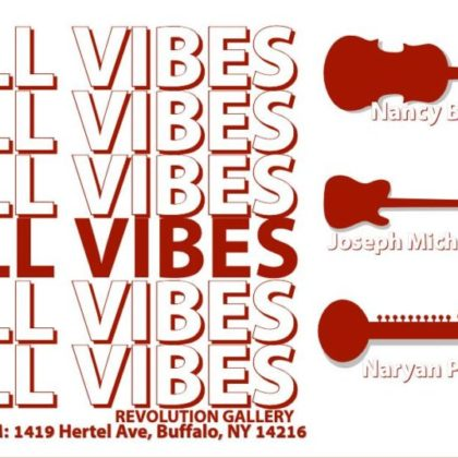 Chill Vibes<br>Friday, May 24th |  8:00pm