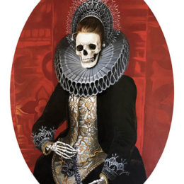 MICHELE_MELCHER_LADY_WITH_A_ROSARY_REVOLUTION_GALLERY