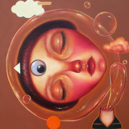 VERONICA_JAEGER_BUBBLE_GIRL_REVOLUTION_GALLERY