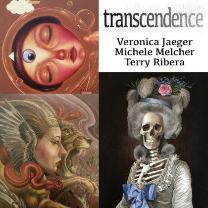 """Transendence"" Opening Reception<br>Friday, May 10th 