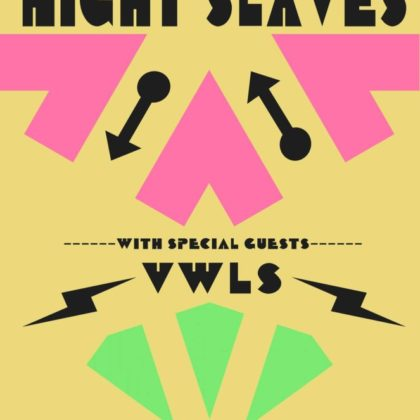 Night Slaves<br>Friday, June 7th |  8:00pm