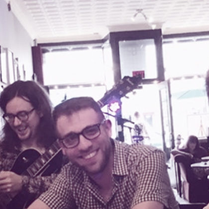 The John Bacon Trio<br>Thursday, July 11th | 7:30pm