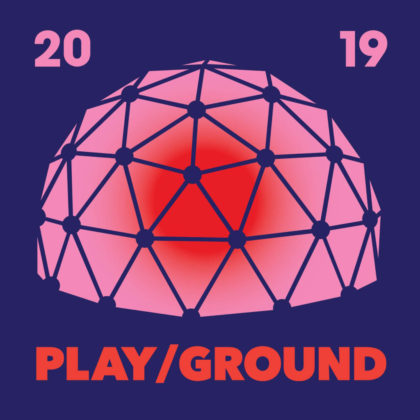 PLAYGROUND<br>Saturday - Sunday<br>September 28th - 29th<br>11:00am – 6:00pm