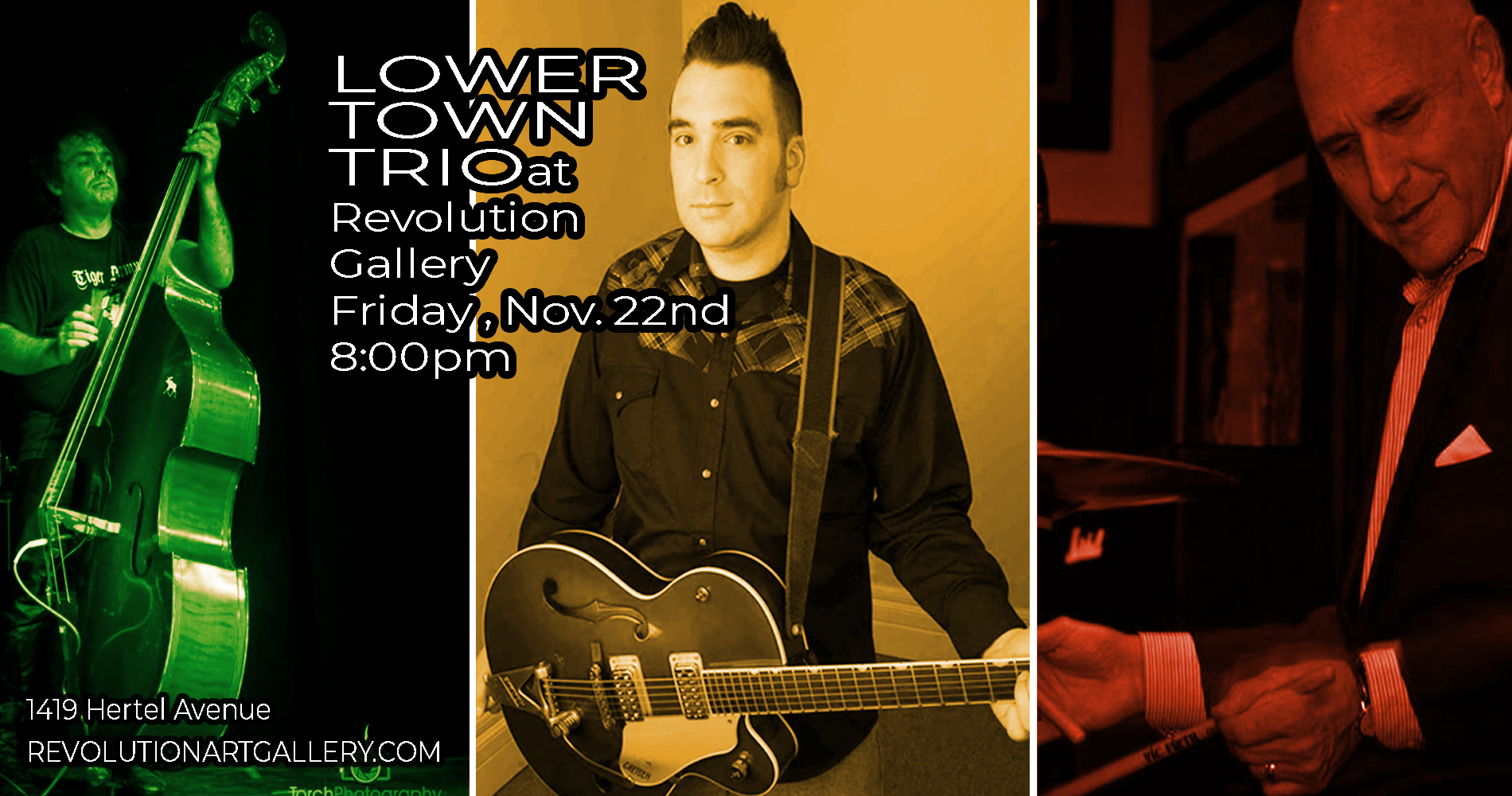 LOWER_TOWN_TRIO_NOVEMBER22nd