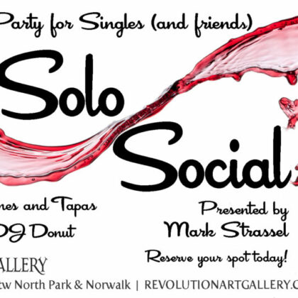 Solo Social<br>Thursday, December 19th<br>6:30pm