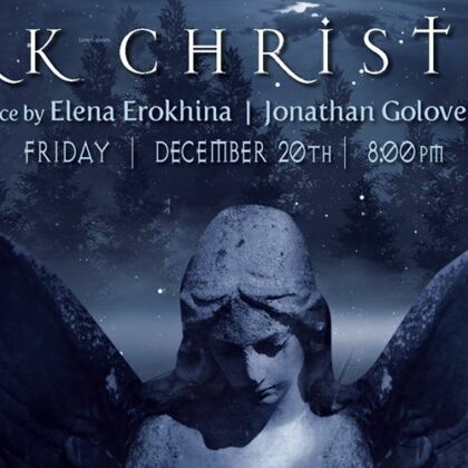 Dark Christmas<br>Friday, December 20th<br>8:00pm