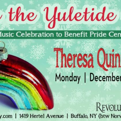 Make the Yuletide Gay<br>Monday, December 9th<br>6:00pm