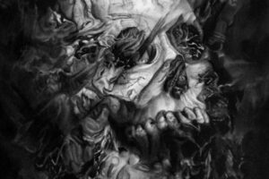 Tricia Butski Skull 1