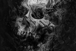 Tricia Butski Skull 2