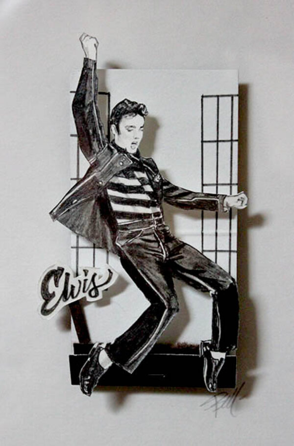 Elvis Presley – 3d