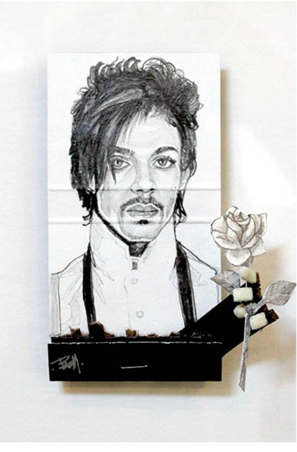 Prince Matchbook
