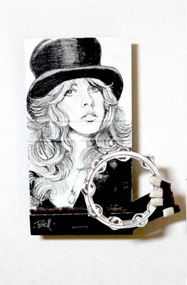 Stevie Nicks Matchbook