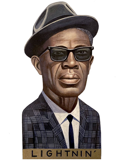 CHARLIE_POWELL_Lightnin'_Hopkins_Revolution_Gallery_lr