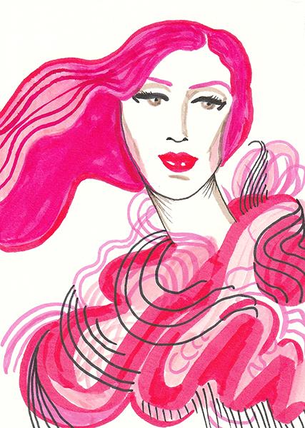 ARABELLA_PROFFER_Pink_Swirl_Lady
